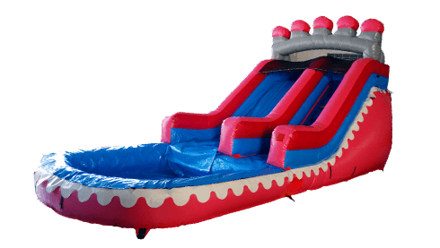 Princess slide rental