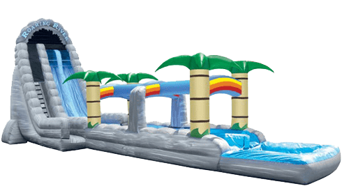 Rocky Falls Waterslide rental