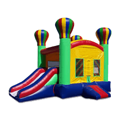 balloon 3 in 1 combo bouncer rental