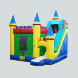 Castle combo bouncer rental