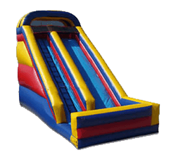 Inflatable 20 Ft Dry Slide Rental