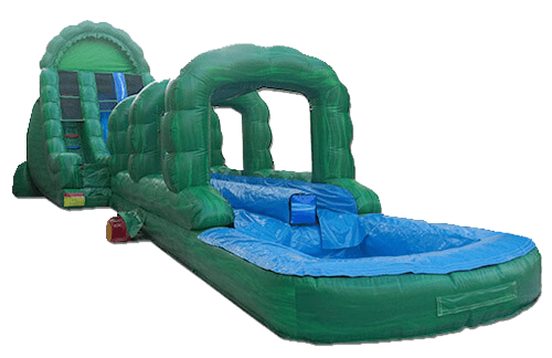 Incredible Hulk Wet/Dry Slide Rental