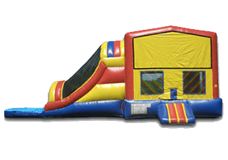 Module 4-In-1 Combo Wet/Dry Slide Rental