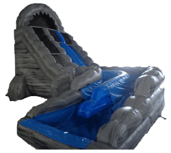 Rocky Curve Wet/Dry Slide Rental