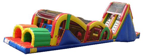 78' XTREME OBSTACLE COURSE BOUNCER RENTAL