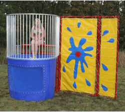 Standard Trailer Mounted Dunk Tank Rental