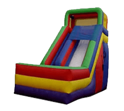 Inflatable The Screamer Dry Slide Rental