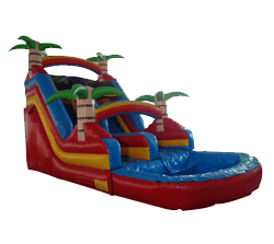 Tropical Breeze Wet/Dry Slide Rental
