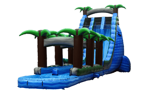 Tropical Falls Slide rental