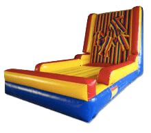 Velcro inflatable wall for rent