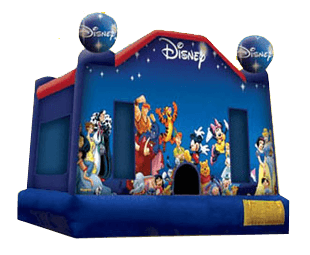 Disney for Kids Bouncehouse rental