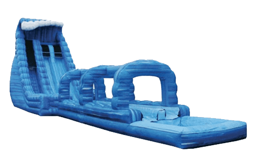 Tsunami wet dry slide rental