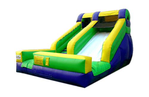 Super Splash dry slide rental