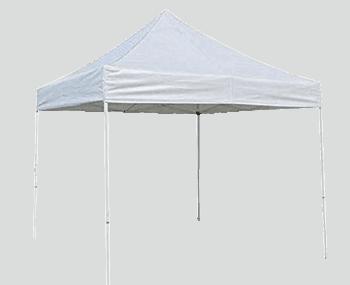 10 x 10' canopy tent rental