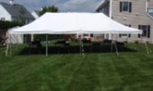 Photo of party tent rentals near me