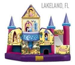 disney princess bounce house rentals lakeland fl