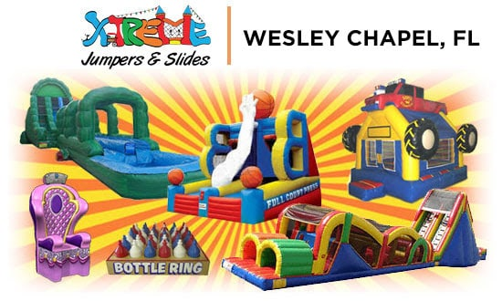 Bounce House Rentals by Xtreme Jumpers and Slides - Wesley Chapel office
