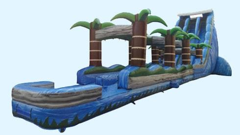 Image of Tropical Wave Water Slide rental