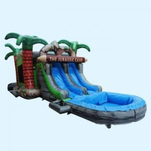 Photo of Jurassic Cave Water Slide Rental