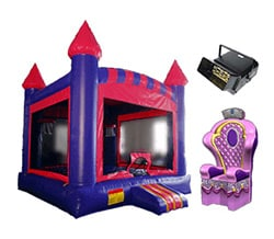 Image of party equipment rental service in Lakeland FL
