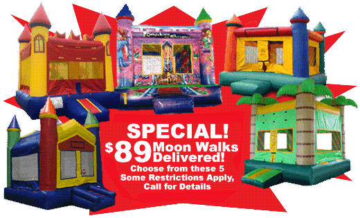 Cheap Bounce House Rental Best Prices Reserve Now
