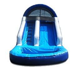 Backyard Wet/Dry Slide Rental