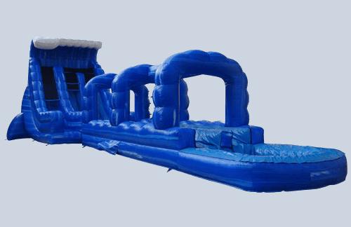 Blue Crush 2 Wet/Dry Slide Rental