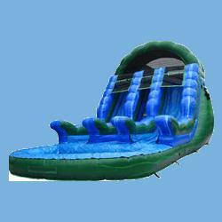 Hulk Wet/Dry Slide Rental