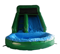 Hulk Jr. Wet/Dry Slide Rental