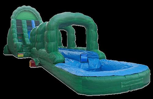 Incredible Hulk Wet/Dry Slide Rental