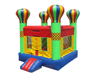 Balloon bouncehouse rental