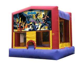 Batman Bounchouse rental