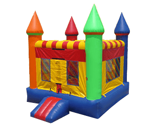 Castle bouncer rental