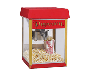 Concessions Popcorn Machine for Rent