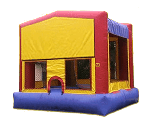Non themed bounce house rental