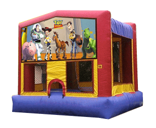 Toy Story bouncehouse rental