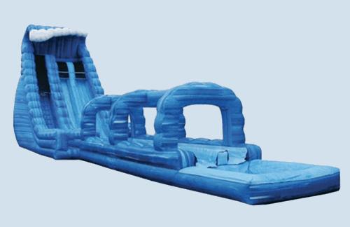 Tsunami wet dry slide rental