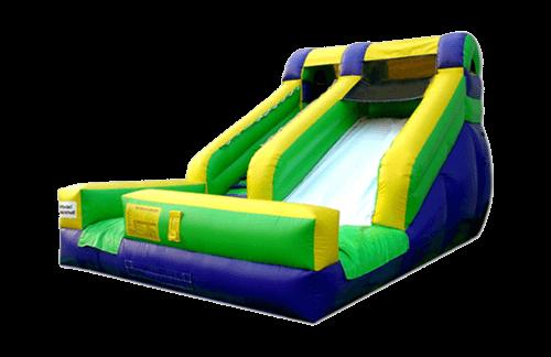 Super Splash dry slide rental