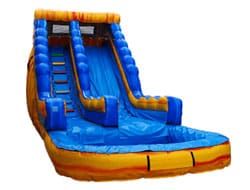 Cheap water slide rentals Lakeland, FL