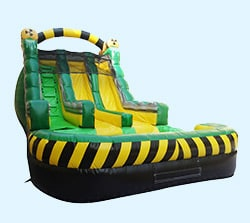 Image of Bio Hazard Water Slide Rentals