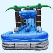 Image of Rocky Falls water slide rental inflatable