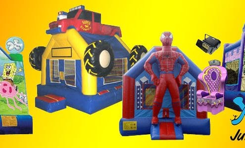 Photo of bounce house rentals by Xtreme Jumpers and Slides, Inc.