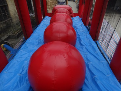 Image of Wipeout obstacle course rental