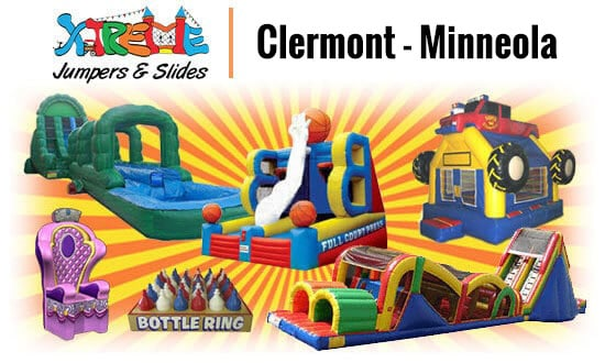 Bounce House Rentals in Minneola, FL