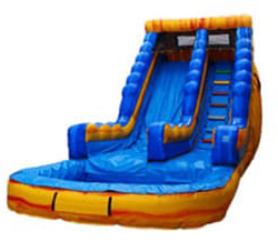 Photo of a water slide rental in New Tampa, FL
