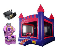 Photo of a bounce house rental in New Tampa, FL