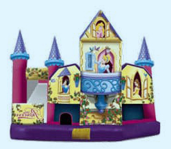 combo bounce house rental spring hill fl