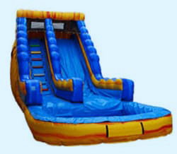 Water slide rentals Spring Hill FL